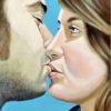 Kalli-kastori-the-kiss1-theartspace