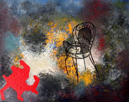 christina-michalopoulou-chair-1-theartspace